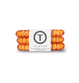 Teleties Teleties Pumpkin Spice 3 Pack - Small
