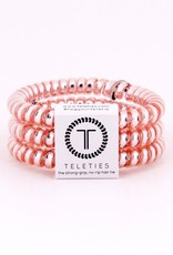 Teleties Teleties Millenial Pink 3 Pack - Small