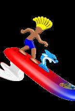 Surfer Dudes Surfer Dudes Legends & Surfer Pets, Long Beach Larry & Finley