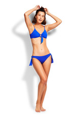 Seafolly Seafolly Active Ring Front Bralette Bikini Top
