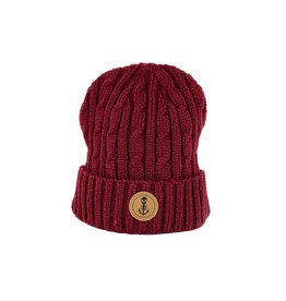 Saltwater Syndicate Saltwater Syndicate Cable Knit Beanie