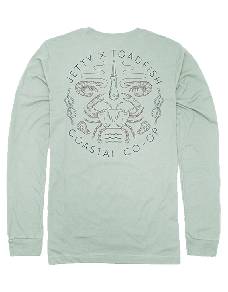 Toadfish Outfitters Toadfish x Jetty Co-op Shirt