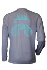 Toadfish Outfitters Toadfish Marsh Lungs Shirt