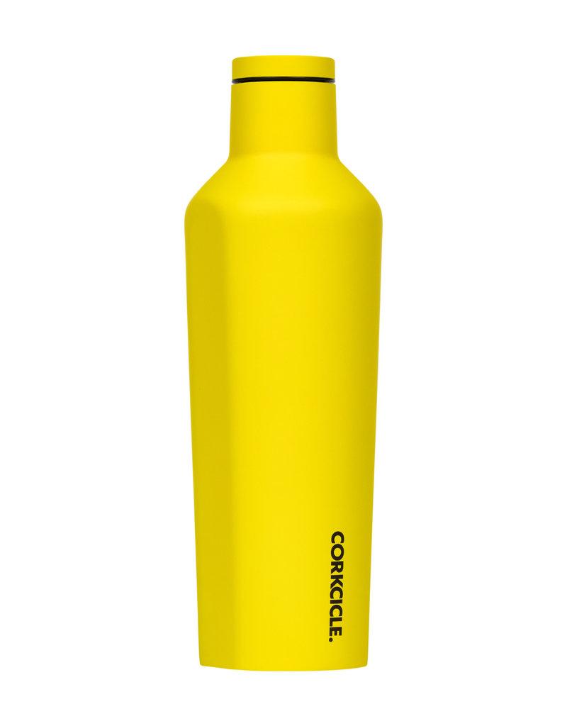 Corkcicle Corkcicle Canteen - 16oz Neon Lights Neon Yellow