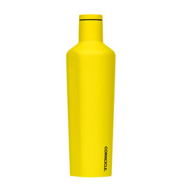 Corkcicle Corkcicle Canteen - 25oz Neon Lights Neon Yellow