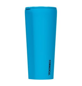 Corkcicle Corkcicle Tumbler - 24oz Neon Lights Neon Blue