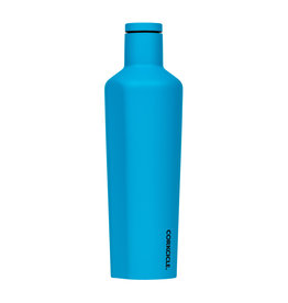 Corkcicle Corkcicle Canteen - 25oz Neon Lights Neon Blue