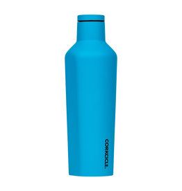 Corkcicle Corkcicle Canteen - 16oz Neon Lights Neon Blue