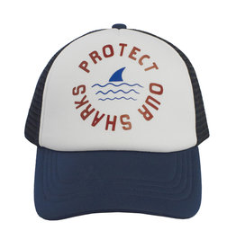 Feather 4 Arrow Feather 4 Arrow Protect Our Sharks Hat