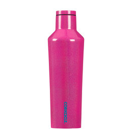 Corkcicle Corkcicle 16oz Canteen Pink Dazzle