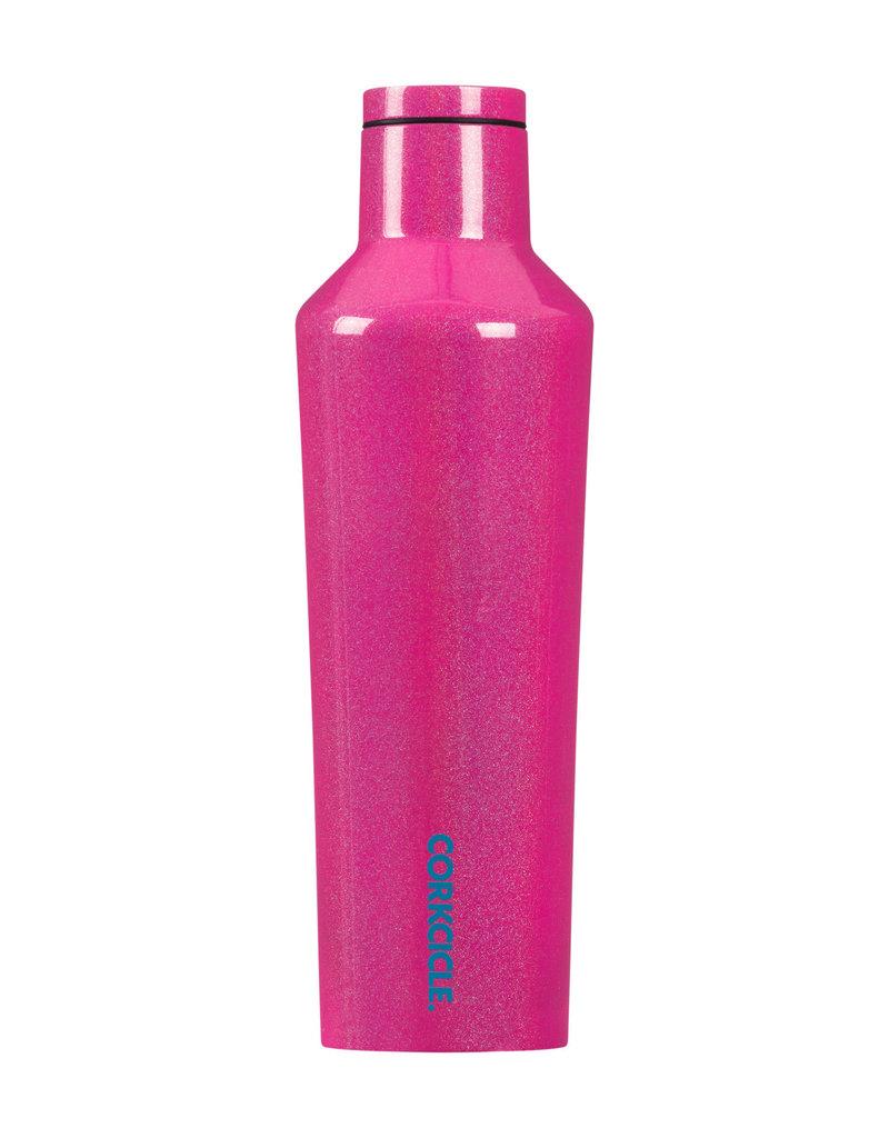 Corkcicle Corkcicle 16oz Canteen Pink Dazzle