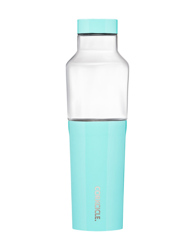 Corkcicle Corkcicle Hybrid 20oz Canteen - Gloss Turquoise