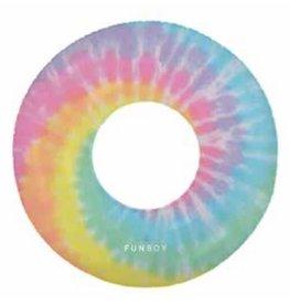 FUNBOY FUNBOY Tie Dye Tube Float
