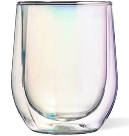 Corkcicle Corkcicle Glass Stemless - Double Pack - Prism