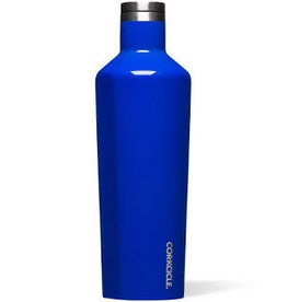 Corkcicle Corkcicle 25oz Canteen - Gloss Cobalt