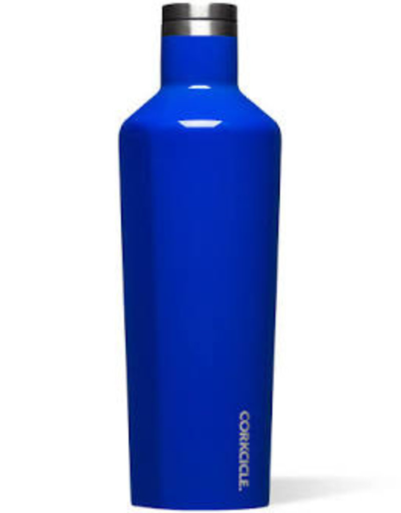 Corkcicle Corkcicle 25oz Canteen - Gloss Cobalt