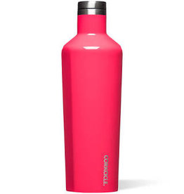 Corkcicle Corkcicle 25oz Canteen - Gloss Flamingo