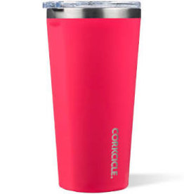 Corkcicle Corkcicle 16oz Tumbler - Gloss Flamingo