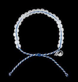4Ocean 4Ocean Anniversary Bracelet - Blue/White
