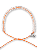 4Ocean 4Ocean  Whale Shark Bracelet - Orange/Tan