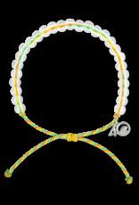 4Ocean 4Ocean Sea Star Bracelet - Green/Yellow/Coral