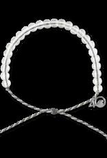 4Ocean 4Ocean Manatee Bracelet - Dark Grey/Light Grey