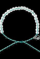 4Ocean 4Ocean Manta Ray Bracelet - Aqua/Teal