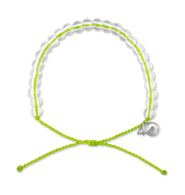 4Ocean 4Ocean Sea Turtle Bracelet - Lime