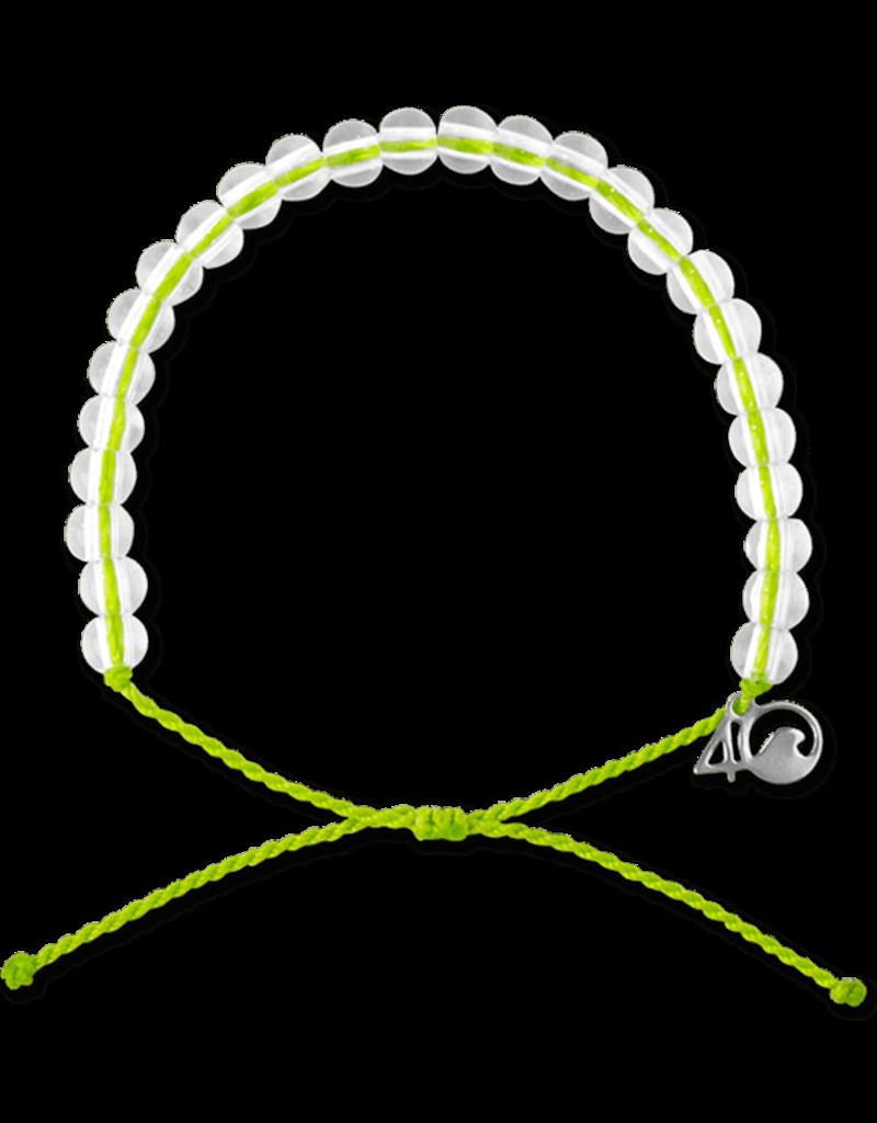4Ocean 4Ocean Sea Turtle Bracelet - Lime