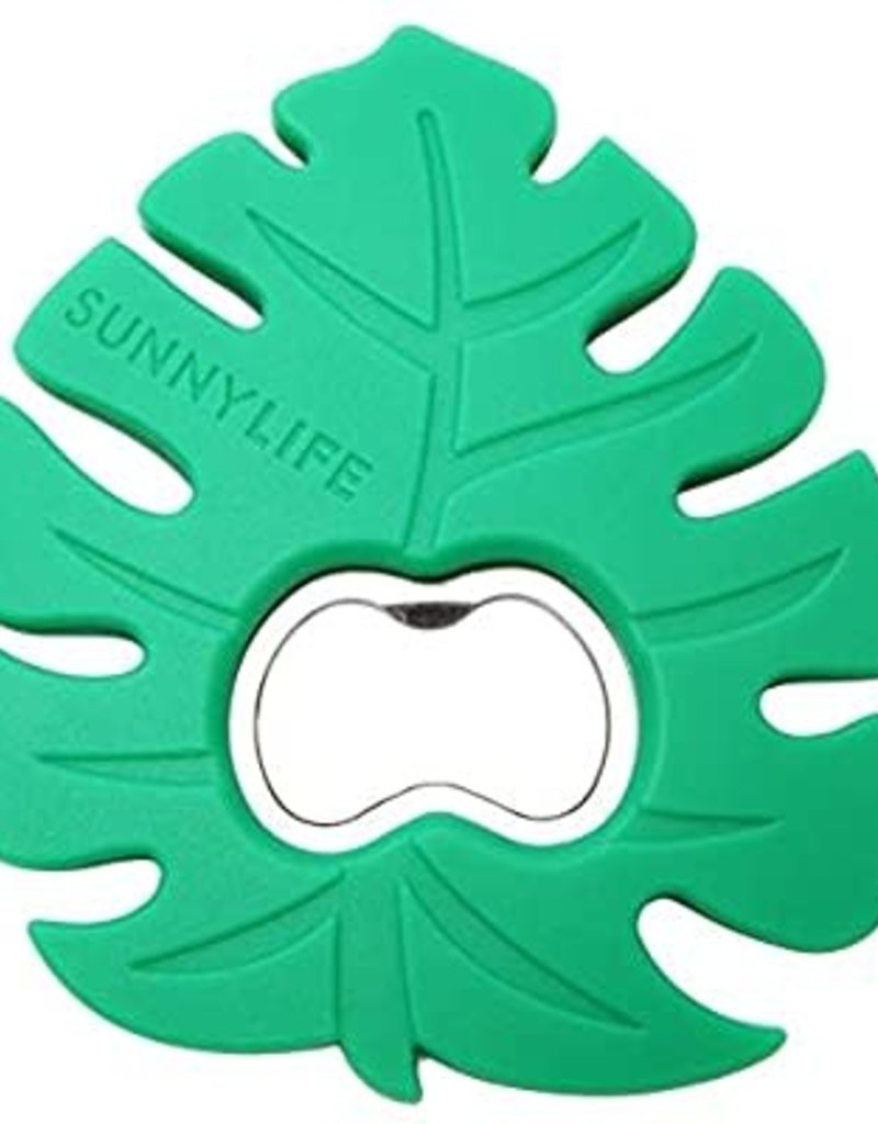 Sunnylife Monstera Leaf Bottle Opener