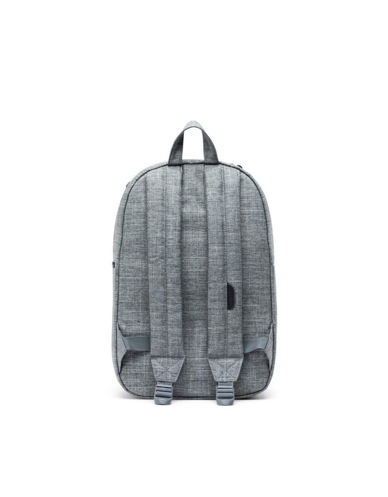 Herschel Herschel Heritage Backpack Mid-Volume - Raven Crosshatch