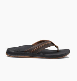Reef Reef Men's Leather Ortho-Bounce Coast