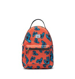 Herschel Herschel Nova Backpack Small Santa Cruz - Firecracker Screaming Hand