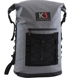 K3 K3 Storm 30 Liter Backpack Carbon