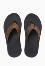 Reef Reef Leather Fanning Low