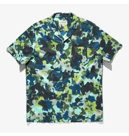Banks Journal Banks Business & Pleasure Co Camo Short Sleeve Shirt