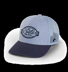 Costa XL Feet in the Water Trucker Hat Blue