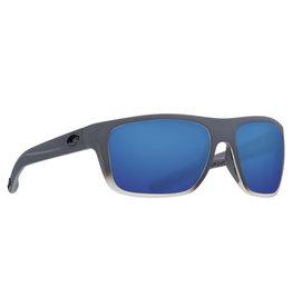 Costa Costa Broadbill Ocearch Matte Fog Gray Blue Mirror 580G