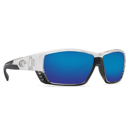 Costa Costa Tuna Alley  Crystal Frame Blue Mirror 580P