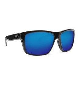 Costa Costa Slack Tide Shiny Black w/ Blue Mirror 580P