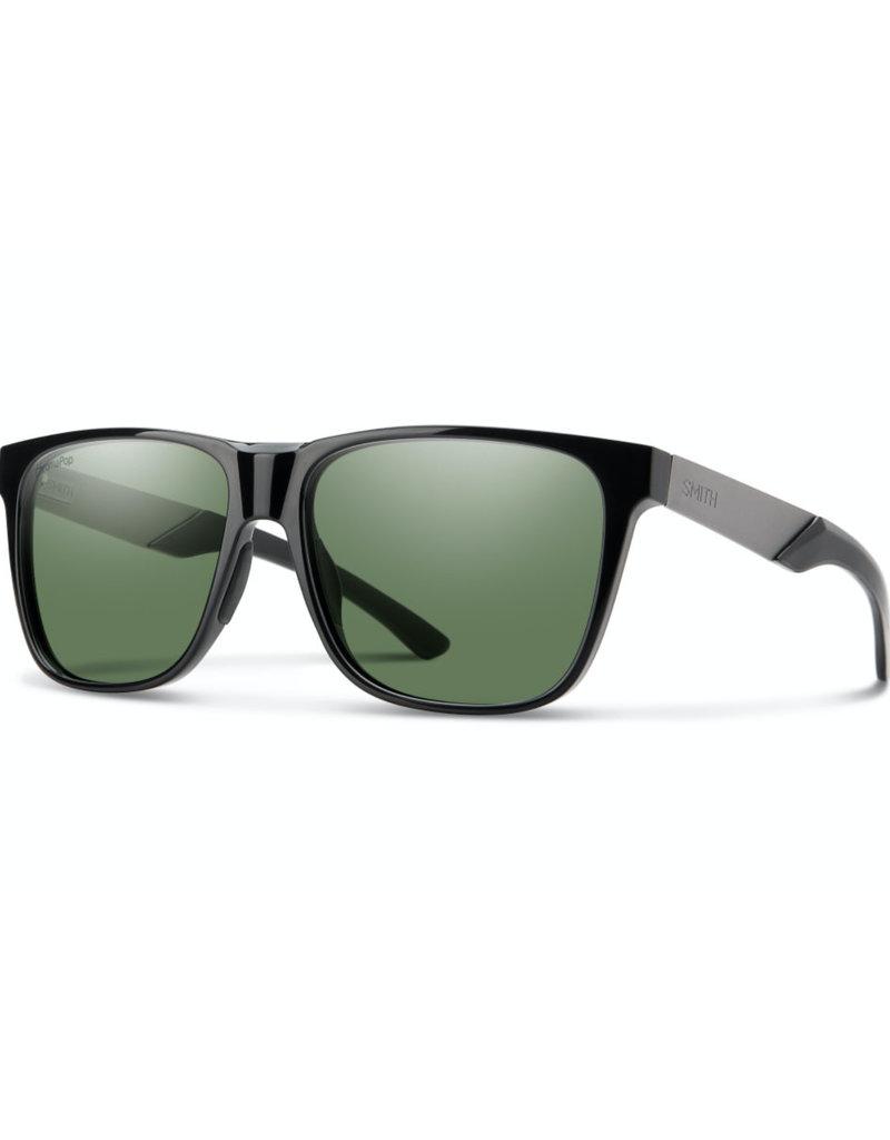 Smith Smith Lowdown XL Steel ChromaPop Polarized Gray Green Lens