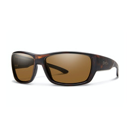 Smith Smith Forge Matte Tortoise Polarized Brown Lens