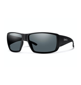 Smith Smith Guides Choice Matte Black Chromapop Glass Polarized Gray