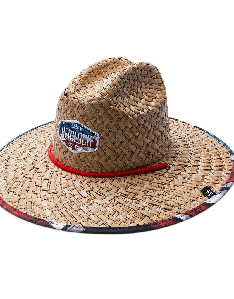 Hemlock Hat Company Hemlock Maverick Straw Hat