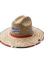Hemlock Hat Company Hemlock Big Kids Maverick Straw Hat
