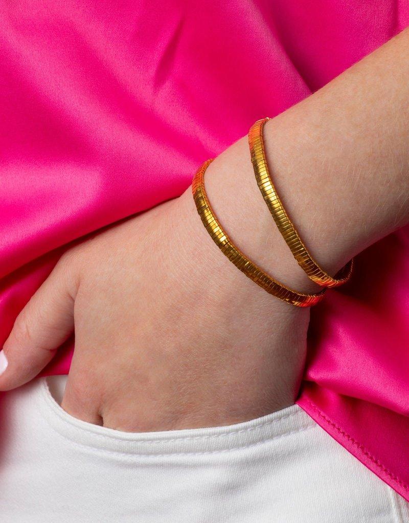 Caryn Lawn Caryn Lawn Supernova Bracelet - Gold