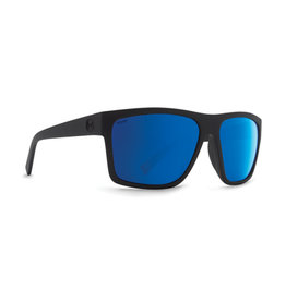 VonZipper VonZipper Dipstick Black Satin/Blue Flash Polarized