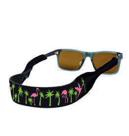 Croakies Croakies Print Flamingo Palm