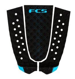FCS FCS T-3 Traction Pad Black/Blue