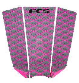 FCS FCS Fitzgibbons Grey/Bright Pink Traction Pad